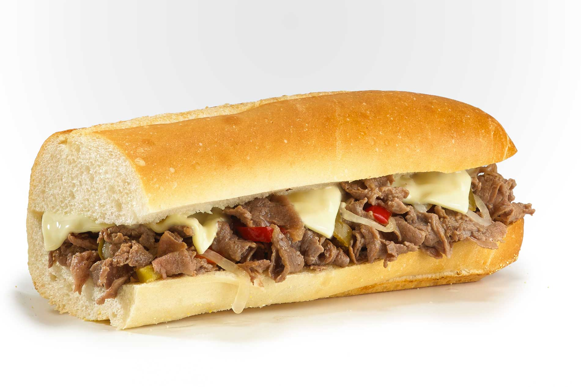 Jersey Mike's philly cheesesteak