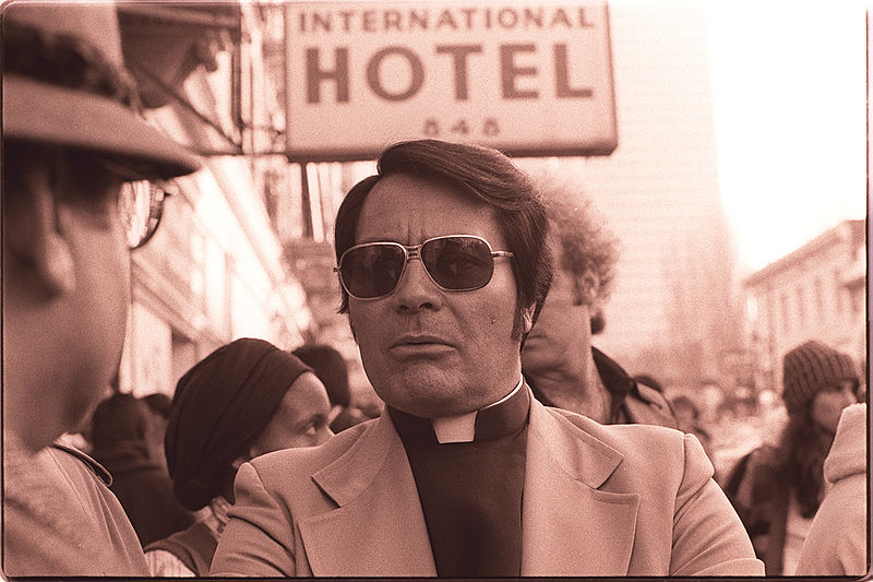 Jim Jones Peoples Temple Cult Leader
