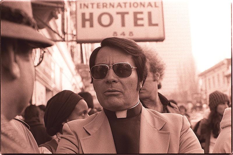 Jim Jones Peoples Temple Cult Leader