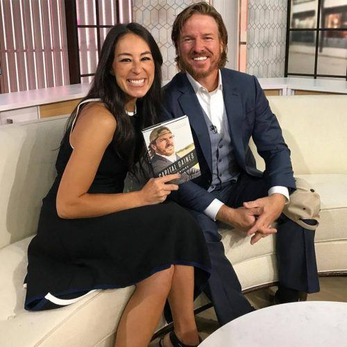 Joanna and Chip Gaines Book