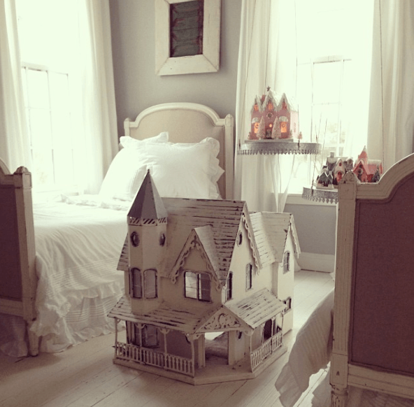 An inside look at what chip and joanna gaines 39 nursery might look like for baby no 5 the - What can girl room look like ...