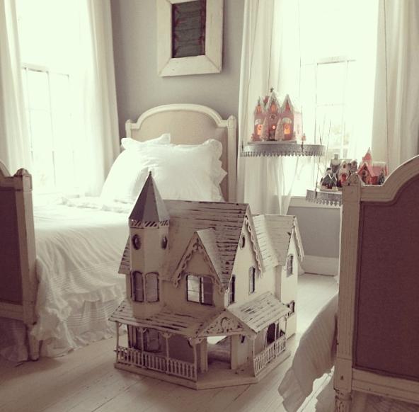 Joanna Gaines doll house farm house