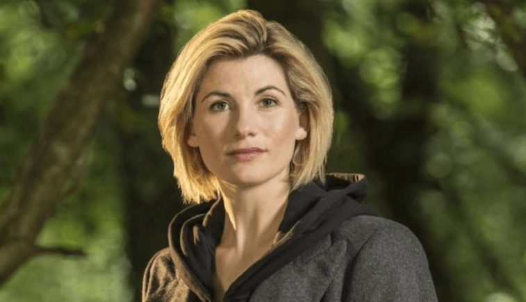 Jodie Whittaker is The Doctor