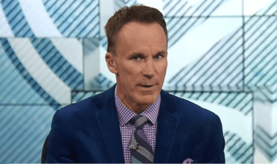 ESPN anchor John Buccigross
