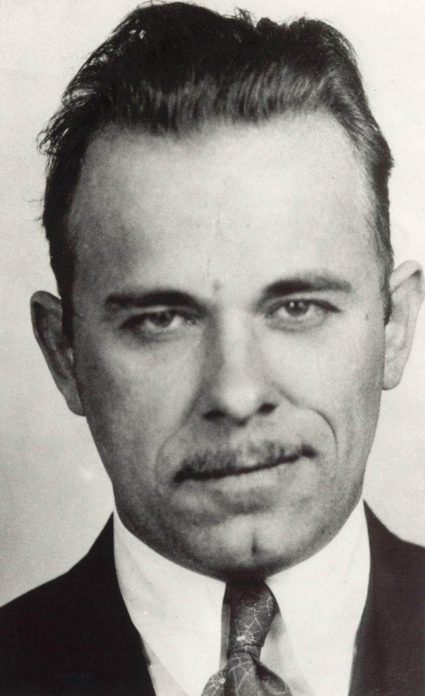 John Dillinger FBI