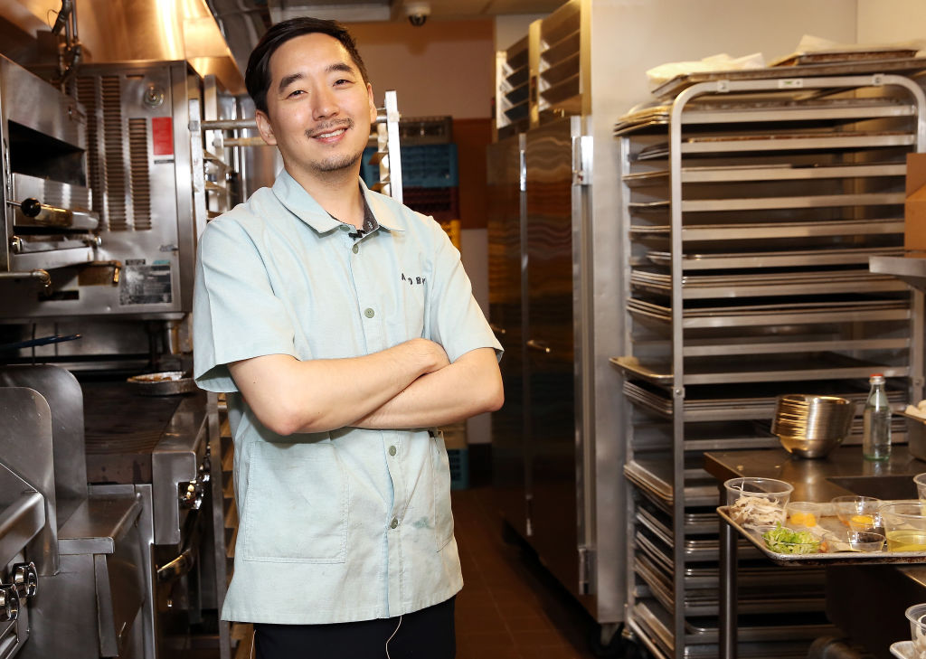 Chef Junghyun Park
