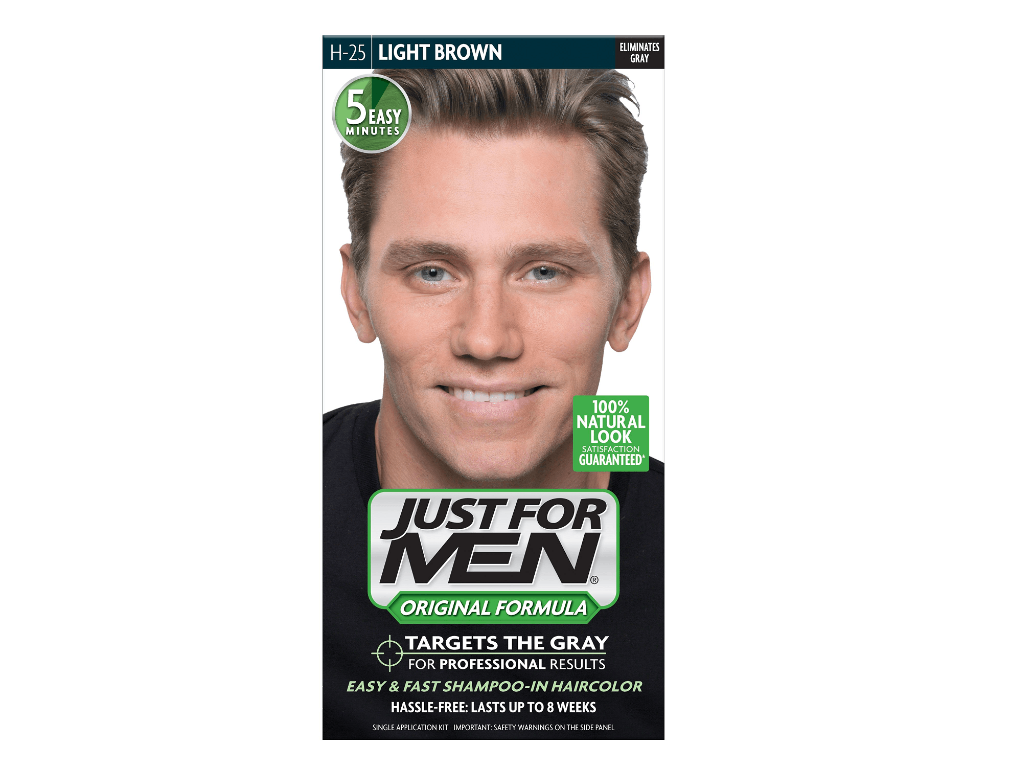 Just for men hair dye