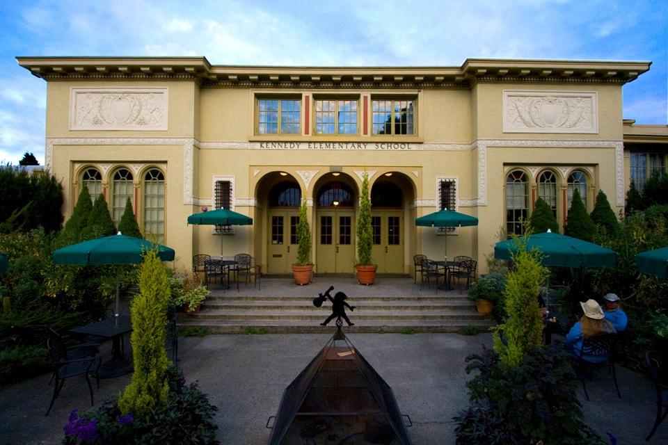 Kennedy School hotel