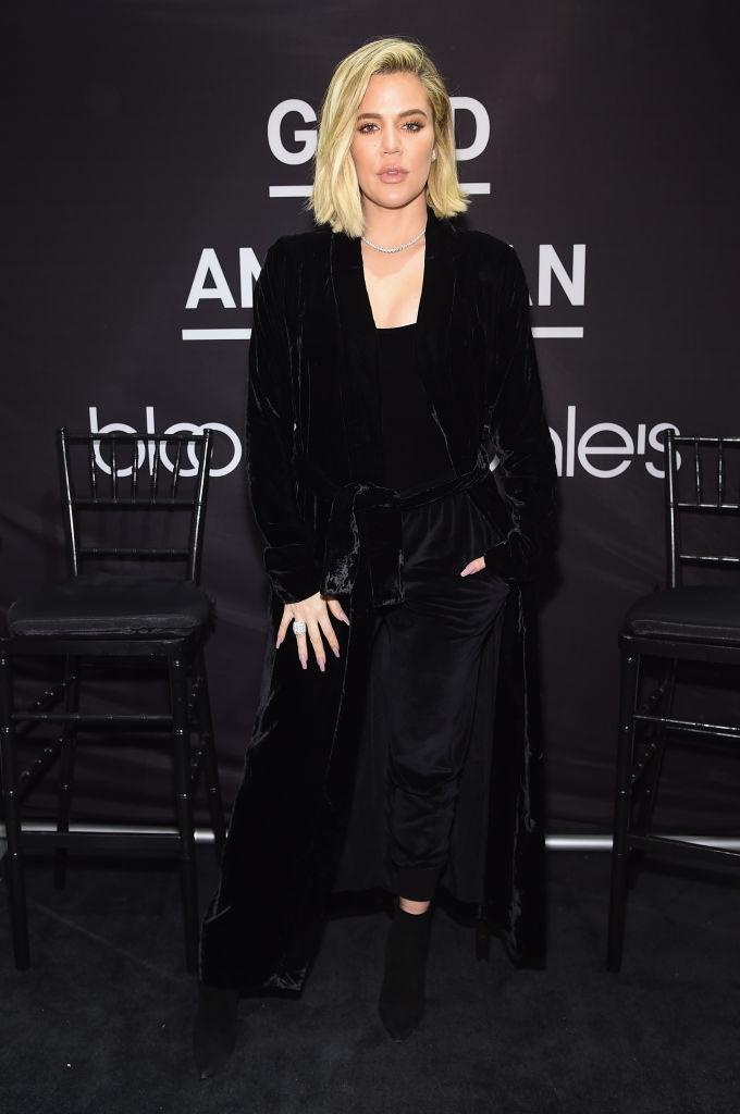 Khloe Kardashian Pregnancy Style