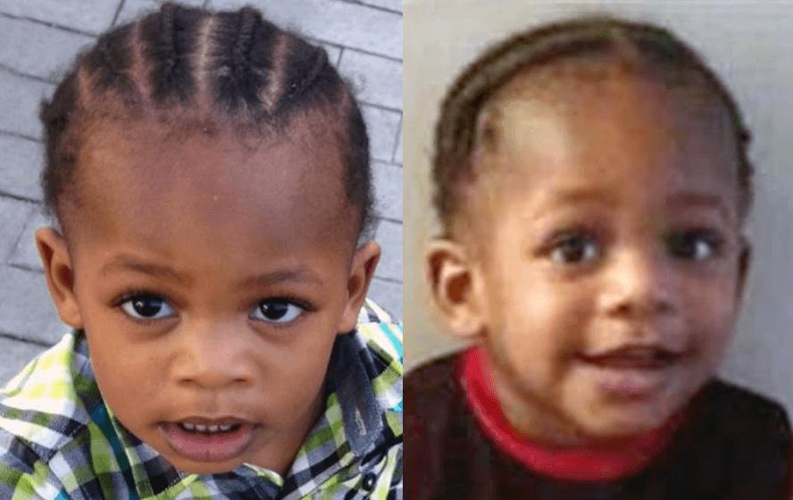 King Walker missing child