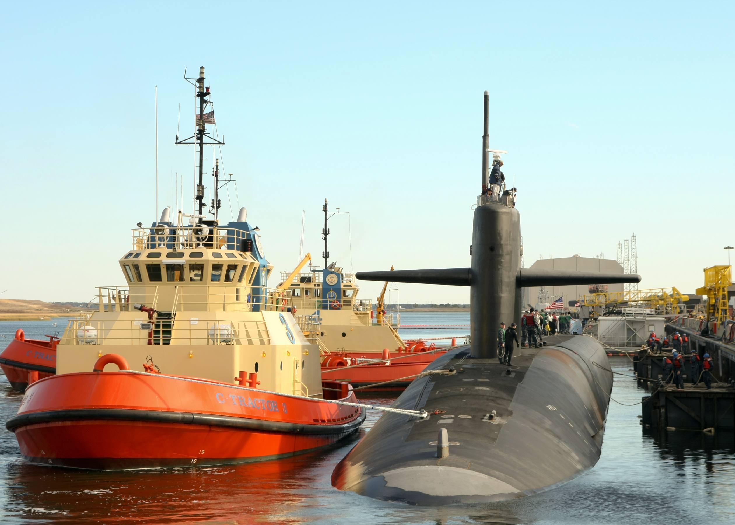 Kings Bay Naval Base Georgia