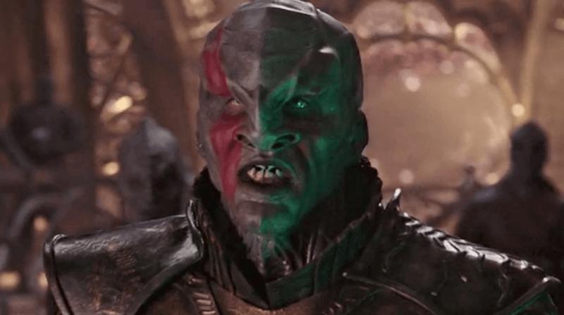 Klingon Kol on Star Trek: Discovery