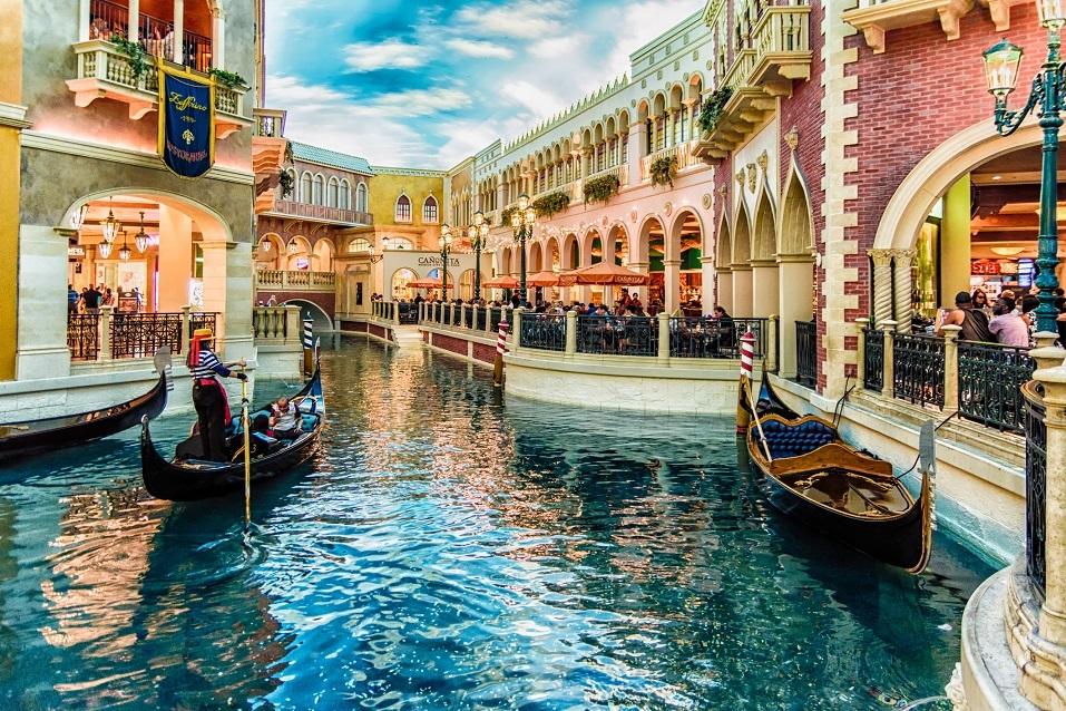 The Venetians Casino and Resort in Las Vegas, Nevada