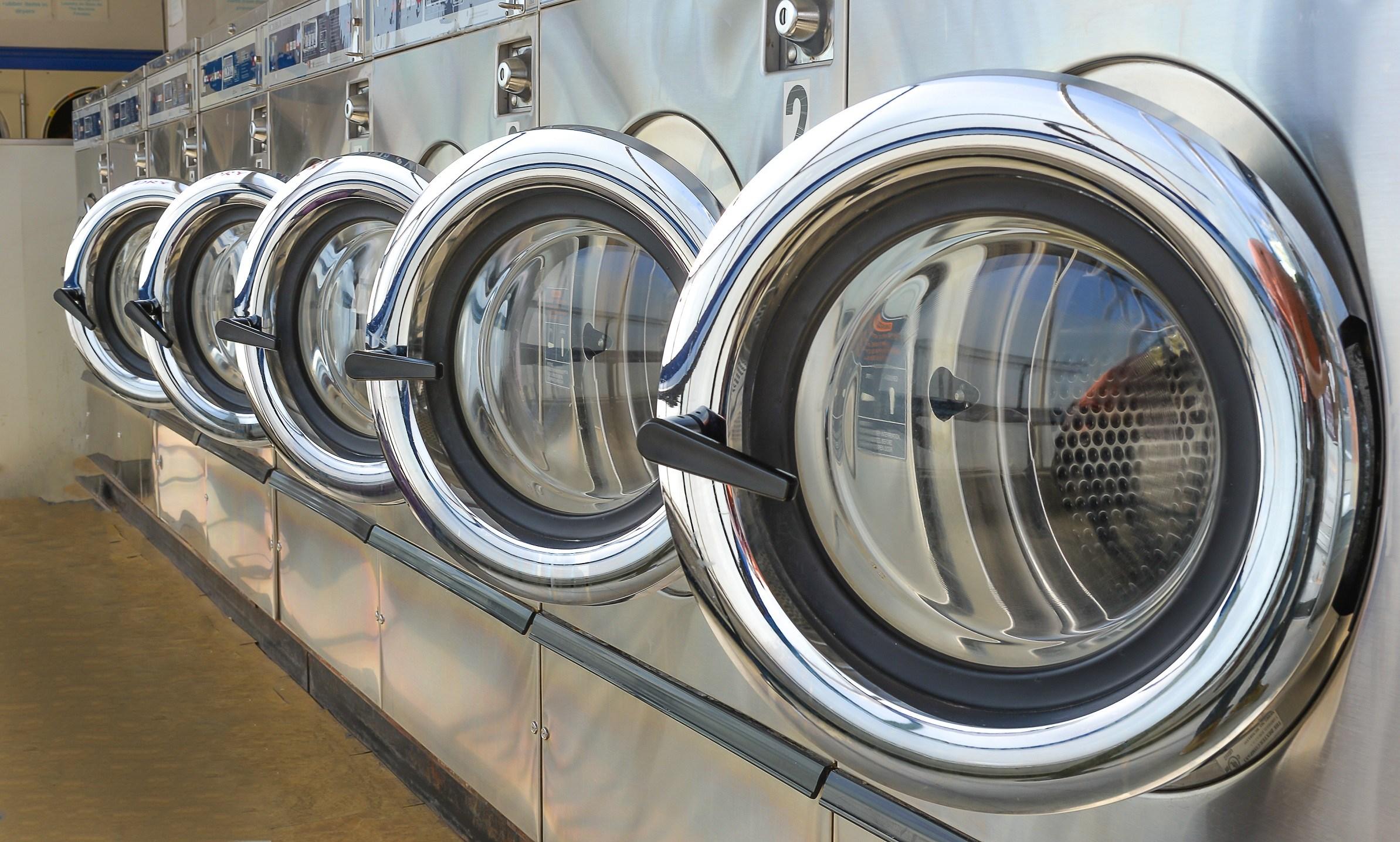 Laundromat for doing laundry