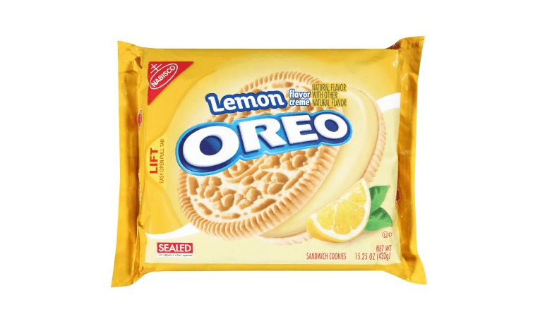 Lemon Oreo