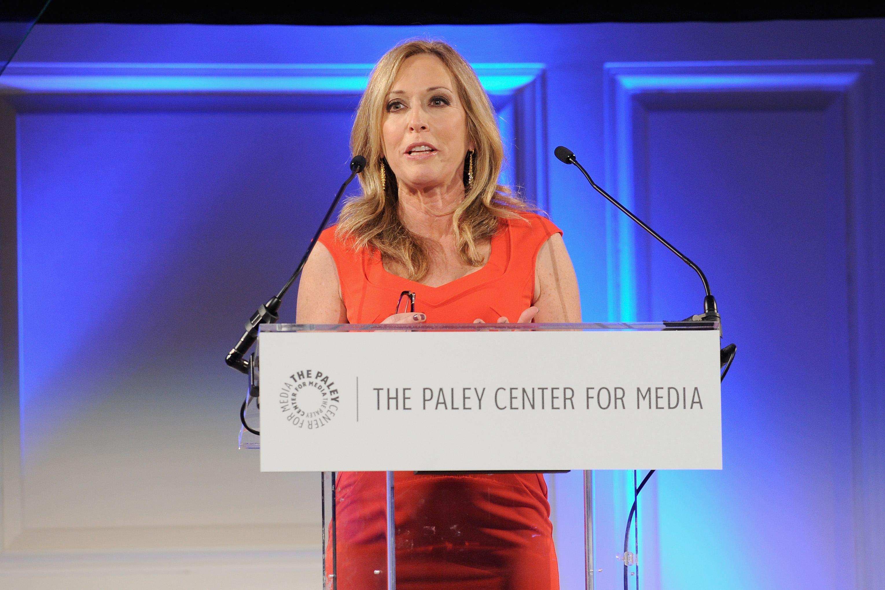 ESPN anchor Linda Cohn