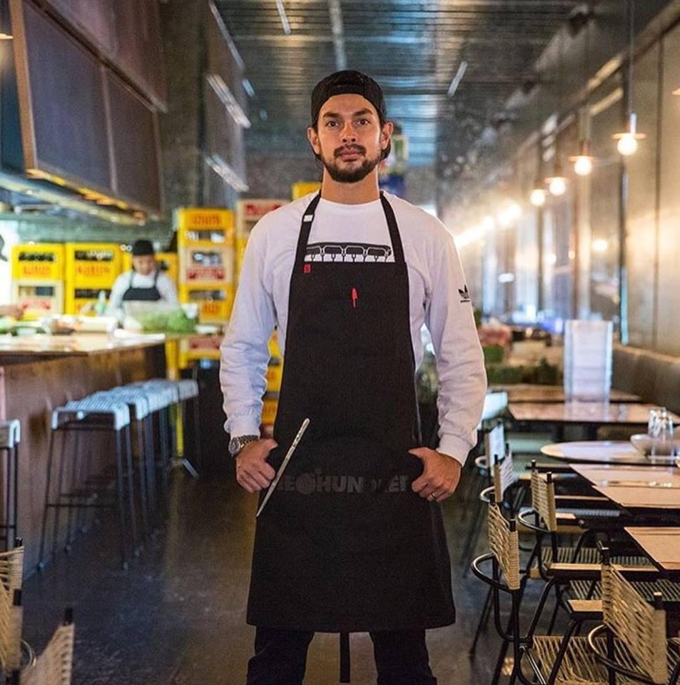 Chef Louis Tikaram
