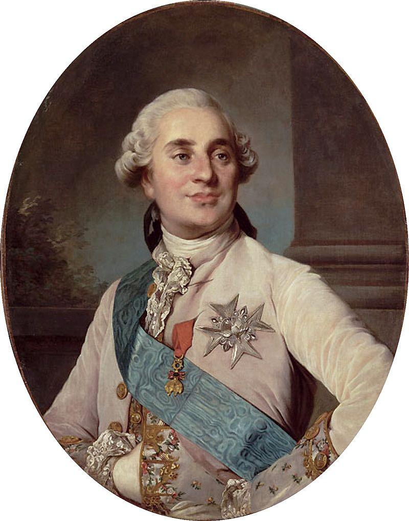 Louix XVI of France
