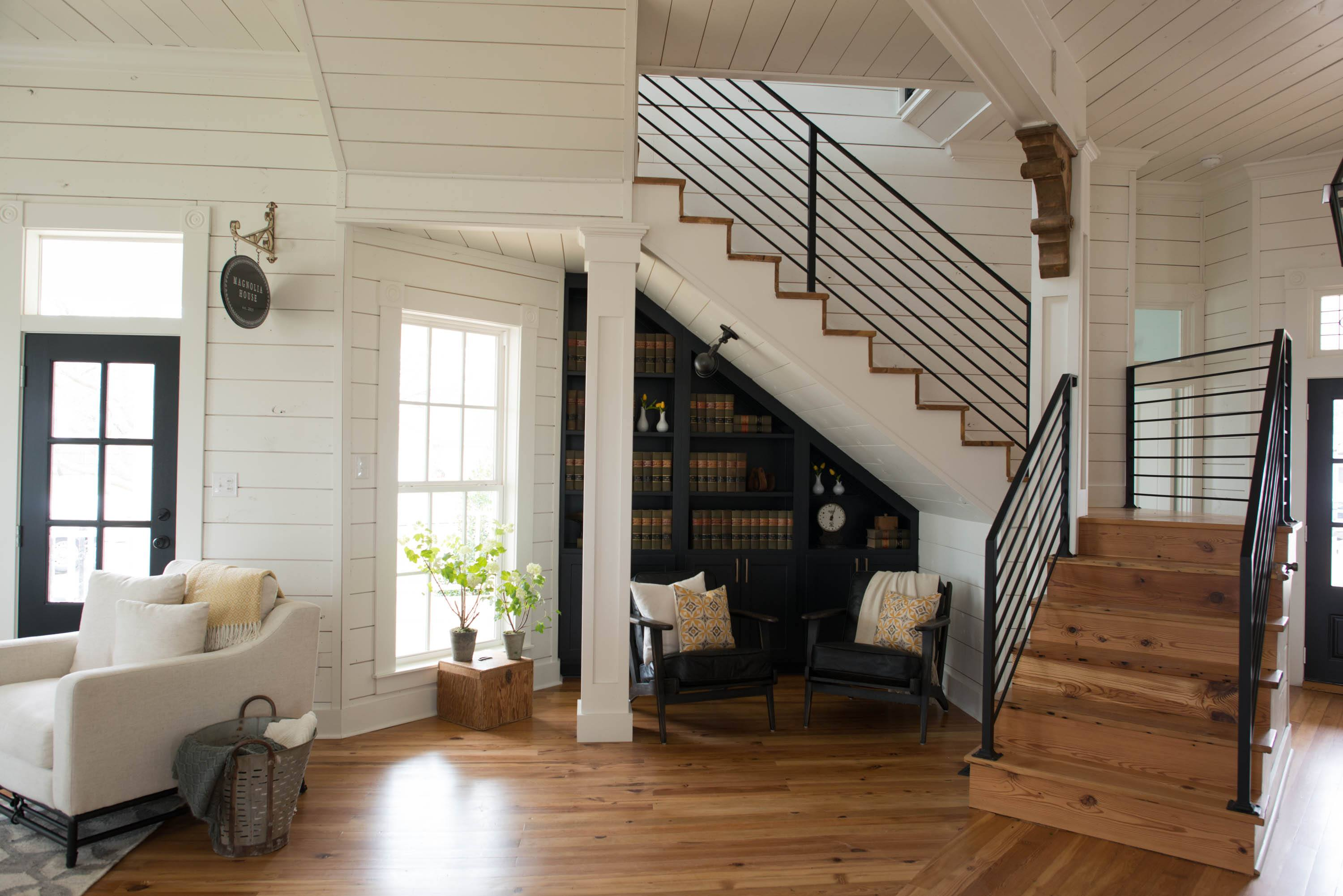 An Inside Look At Chip And Joanna Gaines Stunning Texas