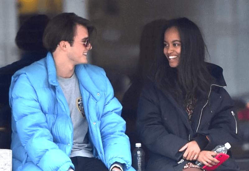 Inside the Posh Life of Malia Obama's New British Boyfriend