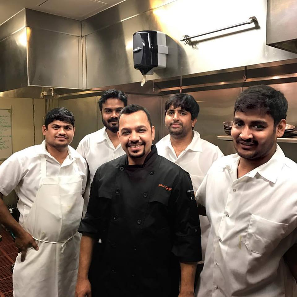 Chef Manish Tyagi