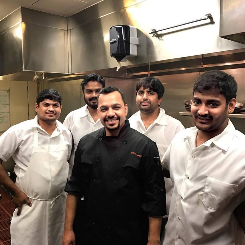 Chef Manish Tyagi