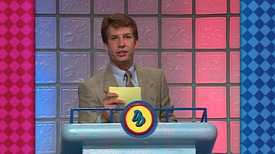 Marc Summers Double Dare