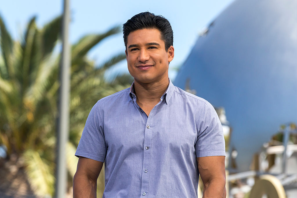 """Mario Lopez joins other celebrities in the mobile gaming market with a new casino slots app titled, """"EXTRA Slot Stars!"""" at Universal CityWalk"""
