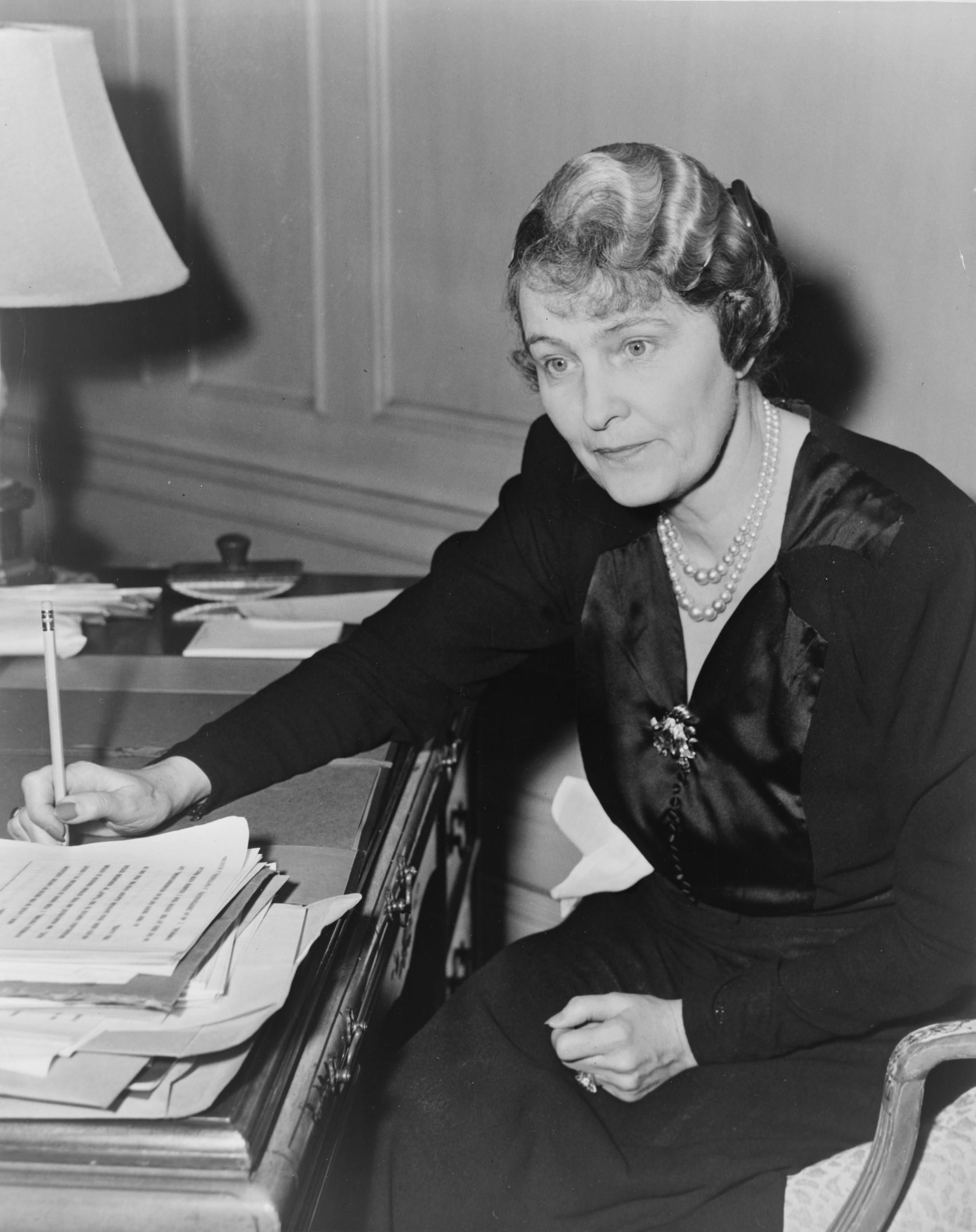 Marjorie Merriweather Post