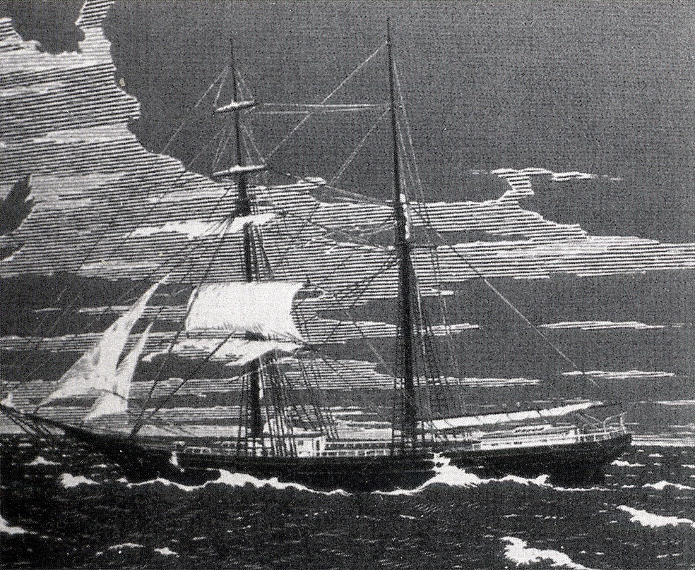 Mary Celeste ship where crew disappeared