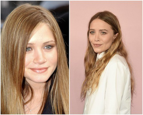 Mary-Kate Olsen collage.