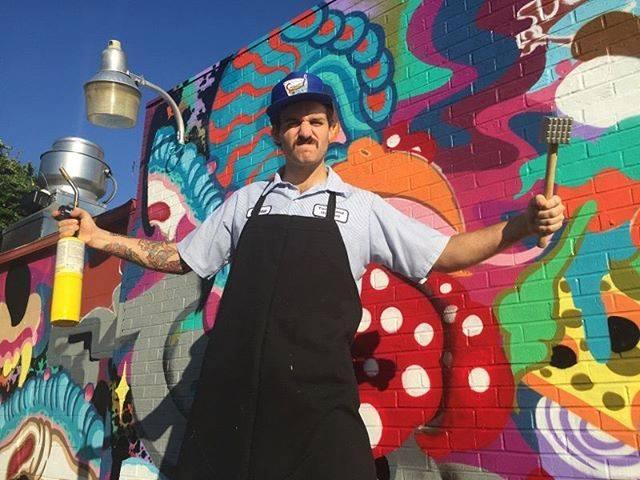 Chef Mason Hereford