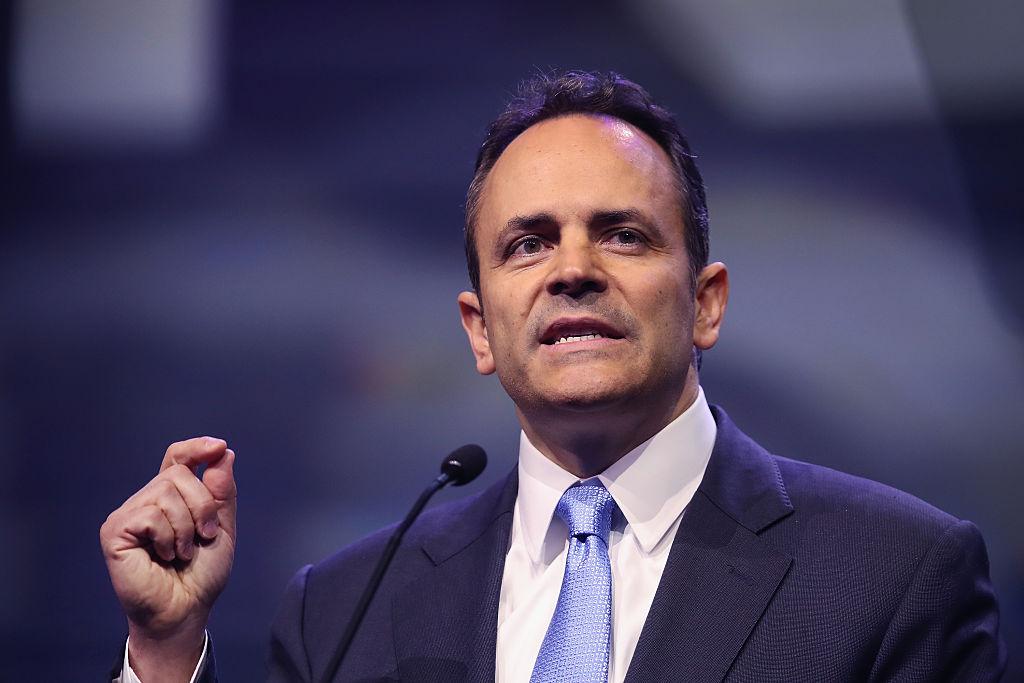 Kentucky Governor Matt Belvin