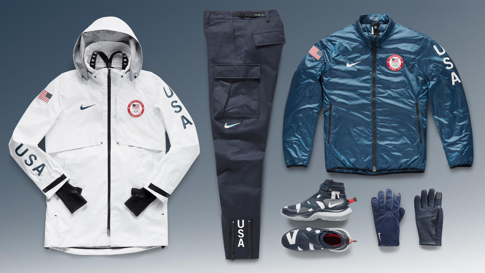 Nike Medal Stand Outfit