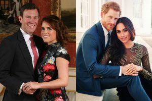 How Prince Harry and Meghan Markle Delayed Princess Eugenie's Engagement Announcement