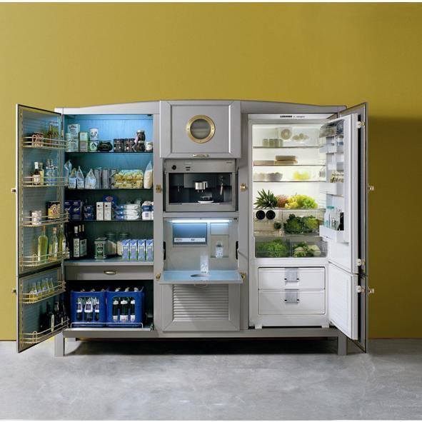 Meneghini La Cambusa refrigerator