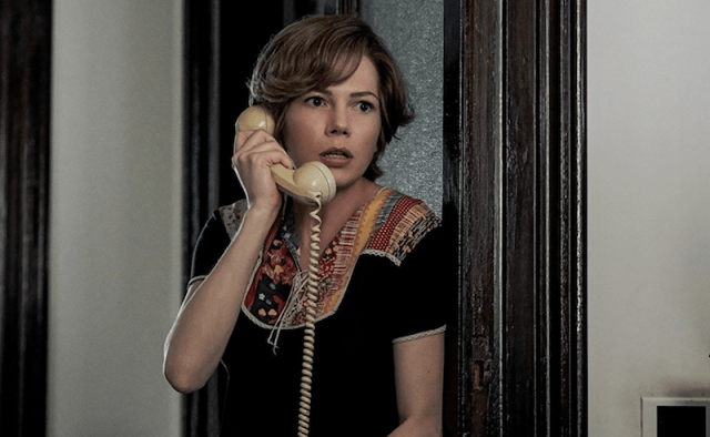 Michelle williams in 'All The Money in the World'.