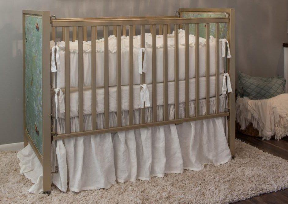 Fixer Upper Mid-Century Modern Nursery