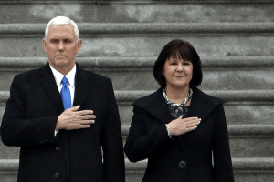 All the Bizarre Details of Vice President Mike Pence's Ultra-Conservative Marriage