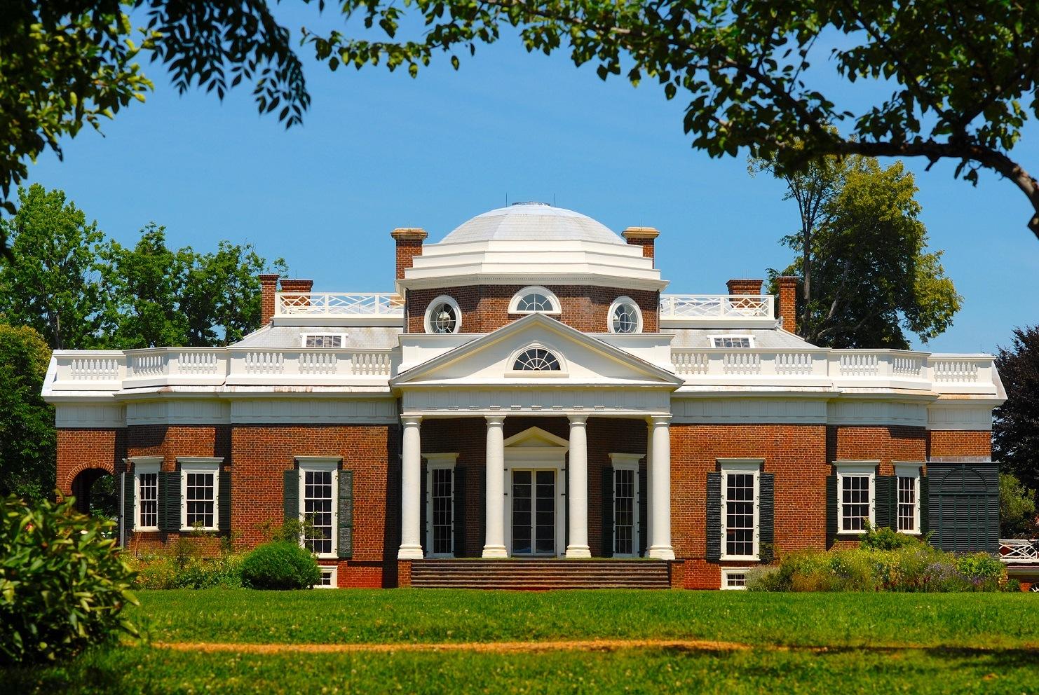 Thomas Jefferson's home, Monticello