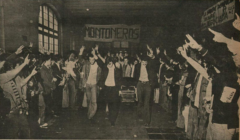 Montoneros argentina kidnapping