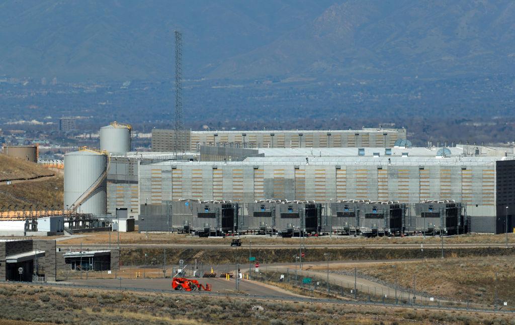 NSA Spy Data Collection Center in Utah