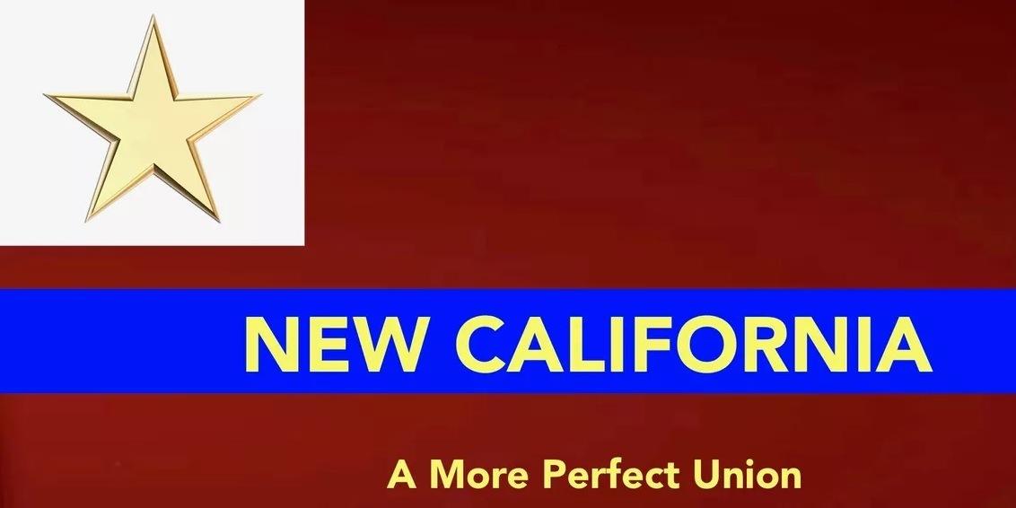 New California Flag