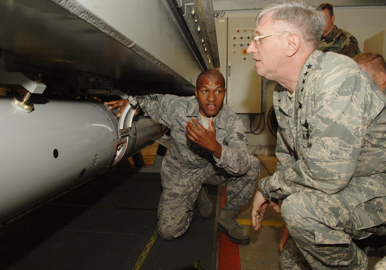 Nuclear Bomb Training