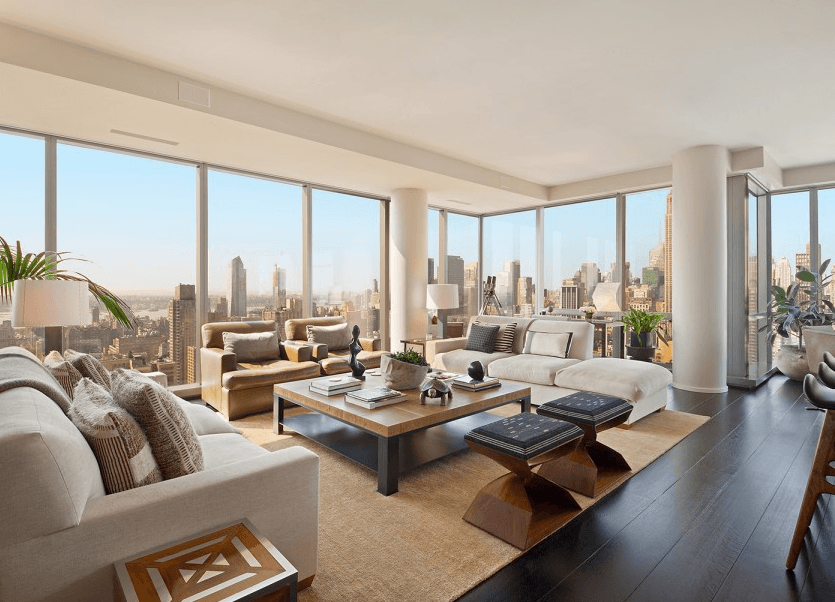 One Madison ave condo Tom Brady