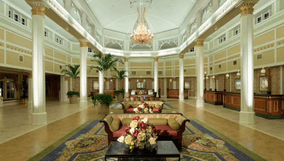 Port Orleans Disney Resort
