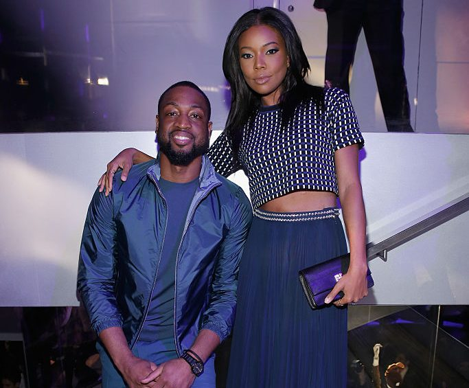 Dwyane Wade and Gabrielle Union attend Prada The Iconoclasts
