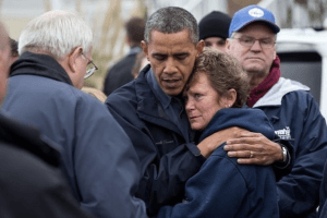 How Donald Trump Has Responded to National Tragedies Compared to Barack Obama