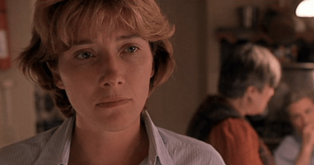 Emma Thompson in 'Primary Colors'.