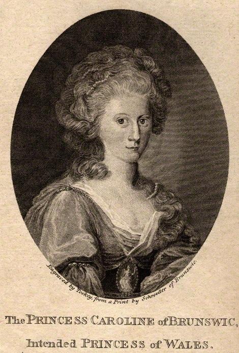 Princess Caroline Wales